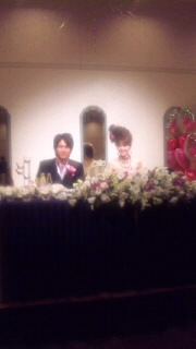 孝之結婚式